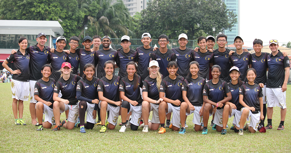 The Malaysia U24 Ultimate Frisbee Team Story – Road to Worlds 2018